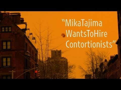 "Mika Tajima Wants to Hire Contortionists | ""New York Close Up"" 