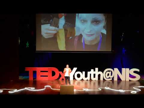 Inferno's race: the city becomes a hypertext | Beatrice Aondio | TEDxYouth@NIS thumbnail