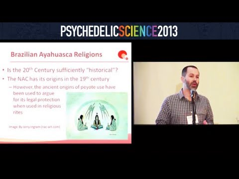 The Expansion of Brazilian Ayahuasca Religions: Law, Culture, and Locality - Kevin Feeney thumbnail