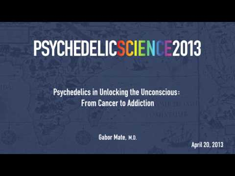 Psychedelics in Unlocking the Unconscious: From Cancer to Addiction - Gabor Mate thumbnail