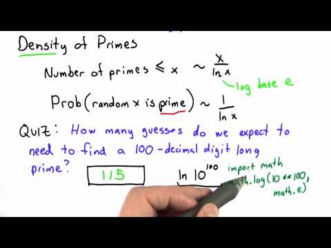 Density Of Primes Solution - Applied Cryptography thumbnail
