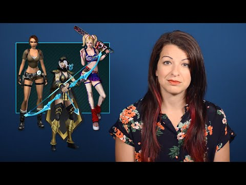 All the Slender Ladies: Body Diversity in Video Games thumbnail