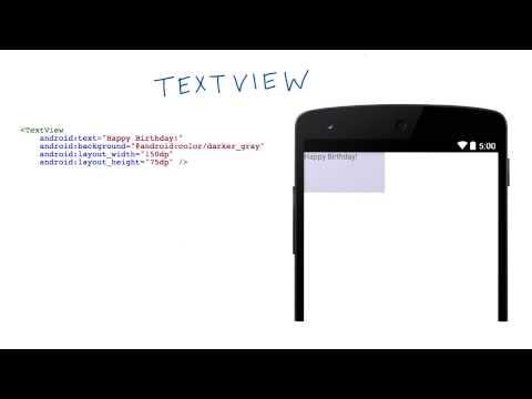 Using A Text View thumbnail