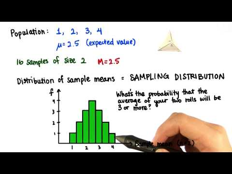 Probability Average Greater Than 3 -  Intro to Descriptive Statistics thumbnail