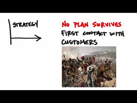 Strategy - How to Build a Startup thumbnail