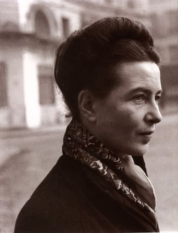 Simone de Beauvoir : in conversation / with Studs Terkel ; narrated by Janet Dodson. thumbnail