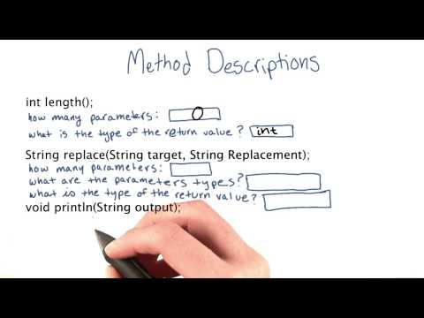 More Method Descriptions - Intro to Java Programming thumbnail