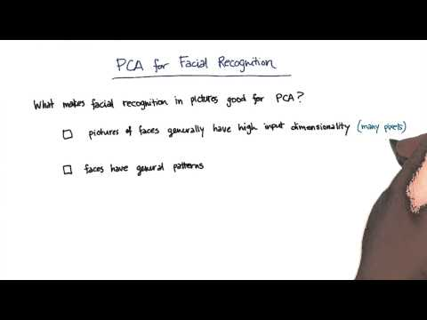 PCA for Facial Recognition - Intro to Machine Learning thumbnail