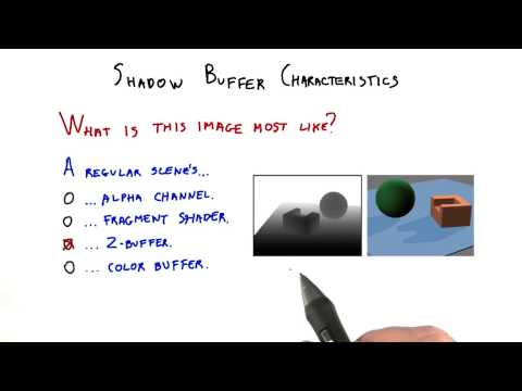 Shadow Buffer Characteristics - Interactive 3D Graphics thumbnail
