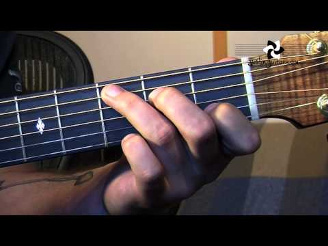 Basic Fingerstyle: Waltzing Matilda (Folk Guitar Lesson FO-107) How to play thumbnail