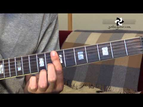 Jazz Standard: Misty - Chords (Guitar Lesson JA-530) thumbnail