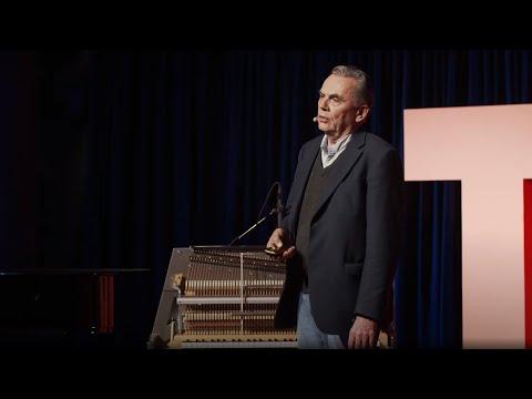 Reaching new heights - a man and his piano | Dāvids Kļaviņš | TEDxRiga thumbnail
