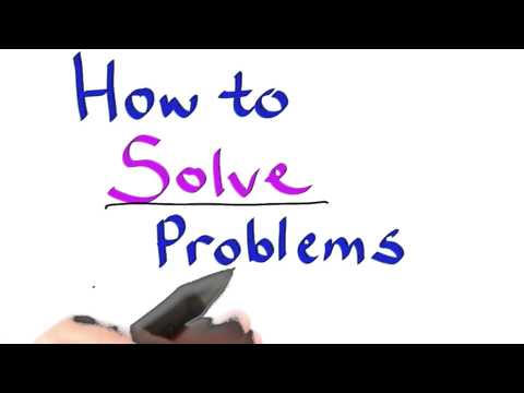10-01 How to Solve Problems thumbnail