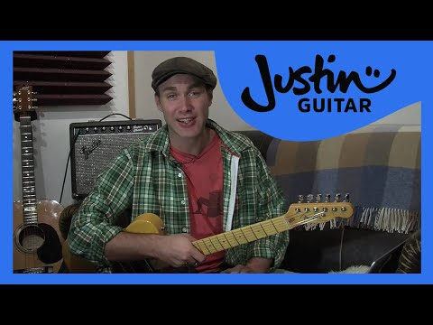 Introducing Justin's Intermediate Guitar Method (Guitar Lesson IM-100) How to play thumbnail