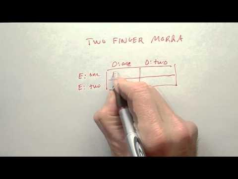 14-12 2 Finger Morra thumbnail
