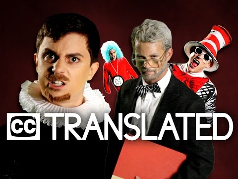 [TRANSLATED] Dr. Seuss vs William Shakespeare. Epic Rap Battles of History. [CC] thumbnail