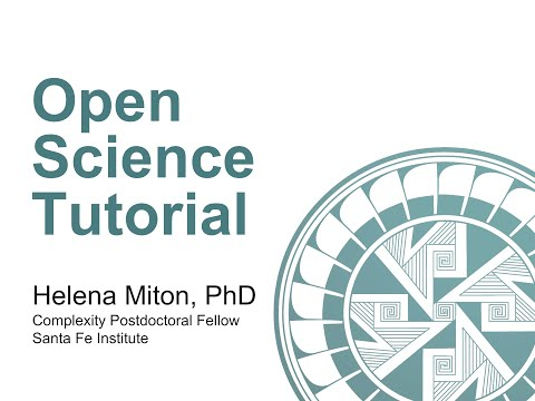 Introduction to the Open Science Tutorial thumbnail