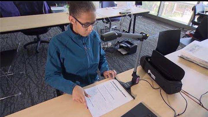 Our Technology for Equal Access: Learning Disabilities