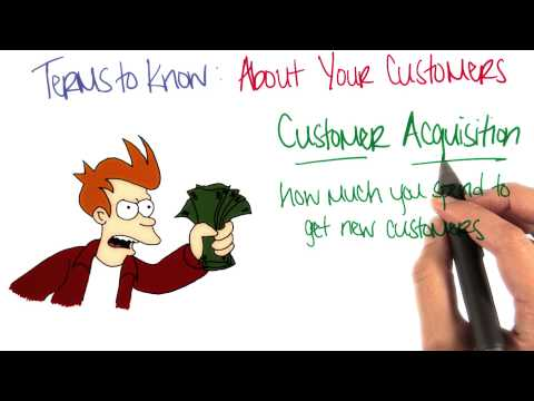 Defining Customer Terms  App Monetization  Udacity thumbnail