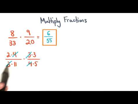 Multiply Fractions Review - Visualizing Algebra thumbnail