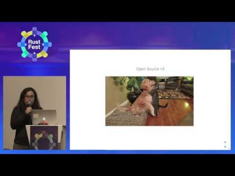 Hanneli Tavante - Science tools borrow Rust thumbnail