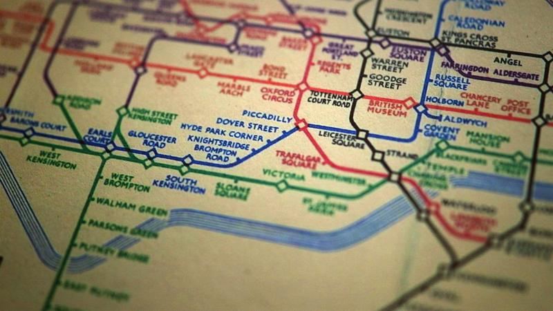 The genius of the London Tube Map thumbnail