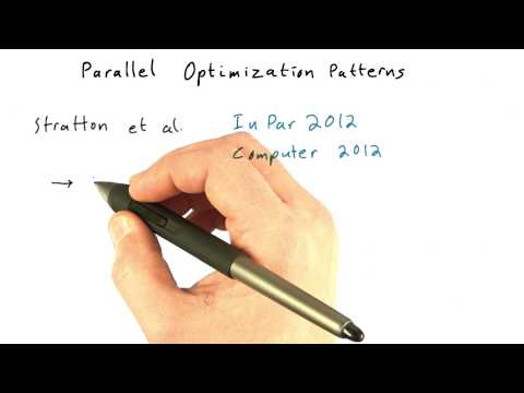 Parallel Optimization Patterns - Intro to Parallel Programming thumbnail