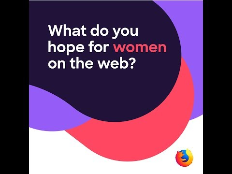 What do you hope for women on the web? thumbnail