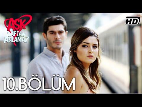 Aşk Laftan Anlamaz 10 Bölüm ᴴᴰ with subtitles | Amara