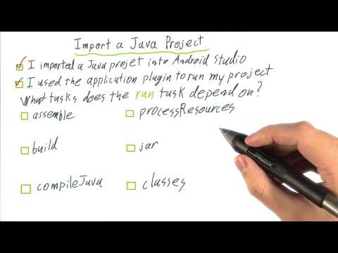 Import a Java Project Solution thumbnail