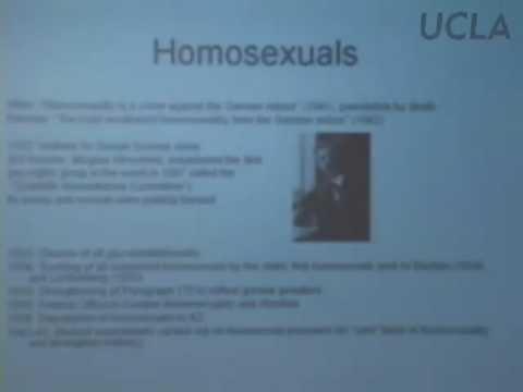 Holocaust in Film and Literature, Lec 17, German 59, UCLA thumbnail