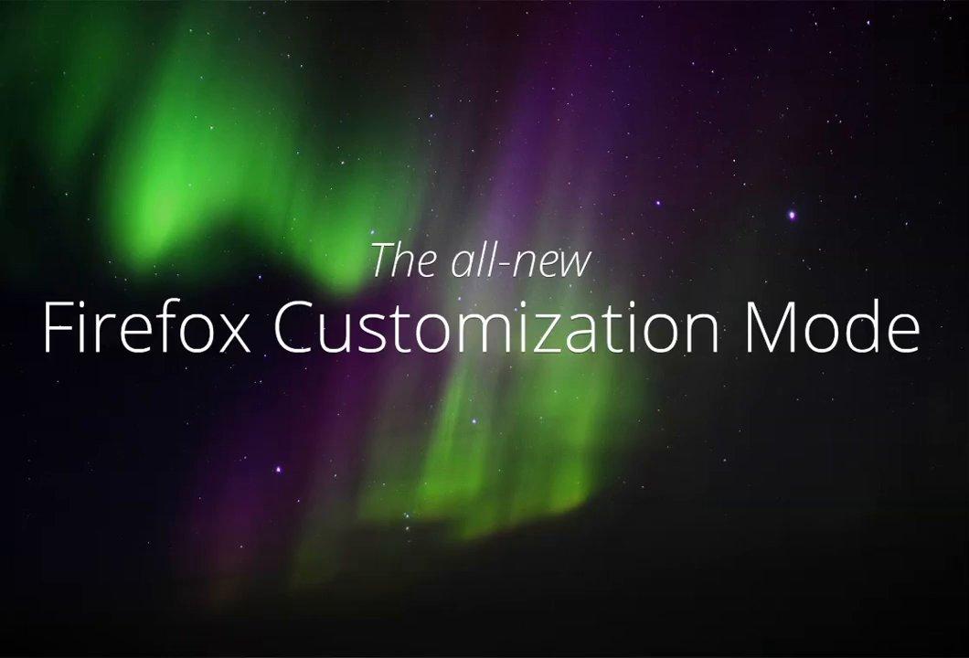 Customizing Firefox thumbnail