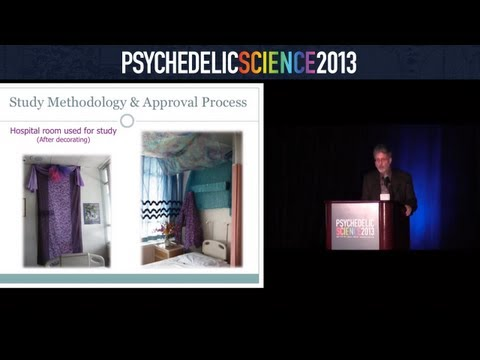 Psilocybin at the End of Life - Charles Grob thumbnail