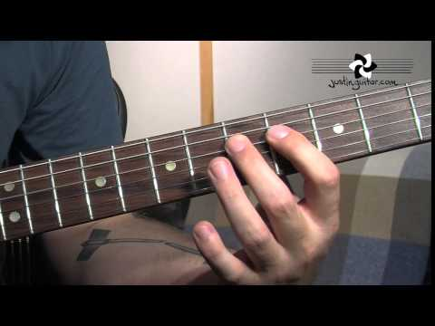 Creating Your Own Blues Riffs (Blues Rhythm Guitar - Guitar Lesson BL-210) How to play thumbnail
