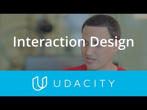 Interaction Design and Tasks  UXUI Design  Product Design  Udacity thumbnail
