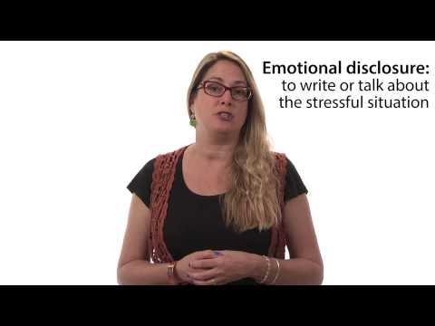 Emotional disclosure - Intro to Psychology thumbnail
