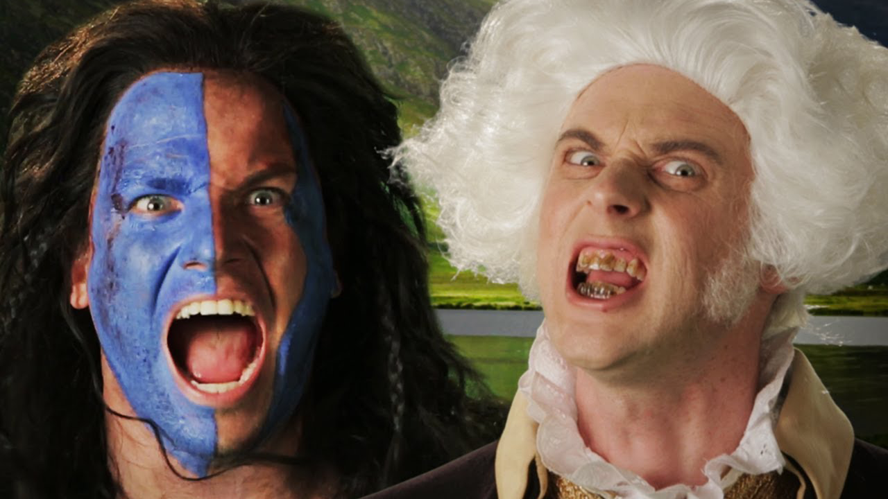 ERB - George Washington vs William Wallace thumbnail