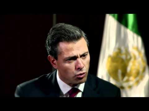 Peña Nieto Outlines Agenda on Drug Trafficking, Economy thumbnail