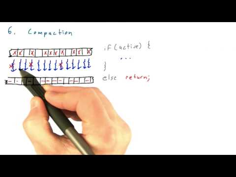 Compaction - Intro to Parallel Programming thumbnail