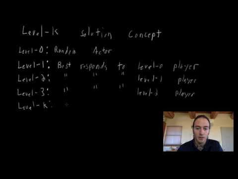 GTD 7 1 The Level-k Solution Concept thumbnail