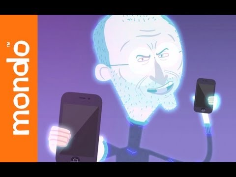 Steve Jobs: Resurrection (iPhone 5 Parody) thumbnail