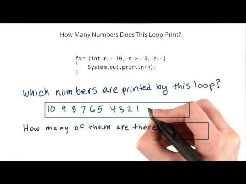 11-52 How Many Numbers Does This Loop Print thumbnail