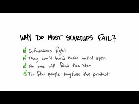 Why Do Startups Fail Solution - How to Build a Startup thumbnail
