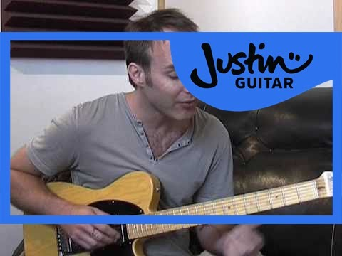 The Jazz Chord Concept (Jazz Guitar Lesson JA-020) How to play thumbnail