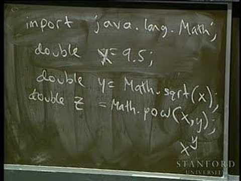 Lecture 7   Programming Methodology (Stanford) thumbnail