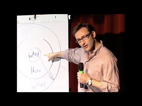 How Great Leaders Inspire Action - Simon Sinek at TEDxPugetSound  thumbnail