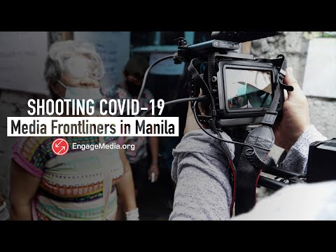Shooting Covid-19: Media Frontliners in Manila thumbnail