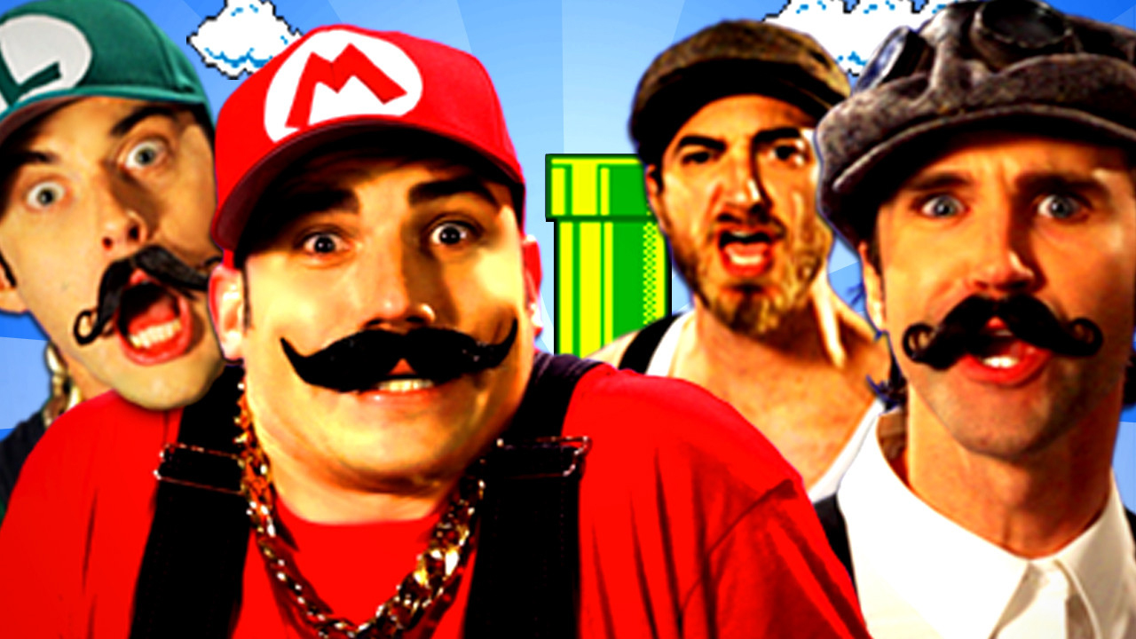ERB - Mario Bros vs Wright Bros thumbnail