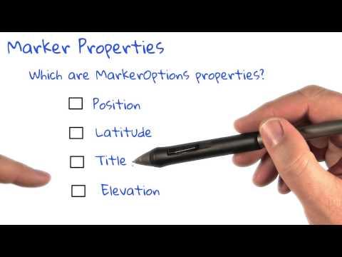 03-09 Marker Properties - Quiz thumbnail