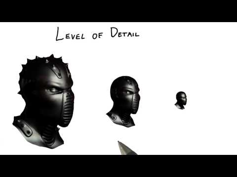 Level of Detail - Interactive 3D Graphics thumbnail